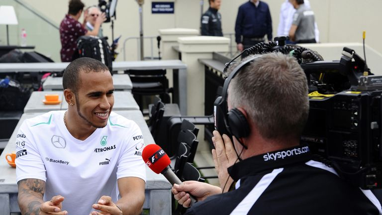 Lewis Hamilton: Expects Mercedes to struggle with their tyres in Canada