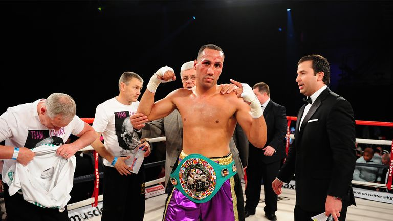 James DeGale: Looking for the big fights in 2014 (leighdawneyphotography.com)