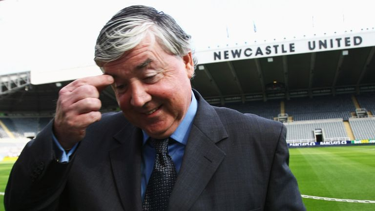 Joe Kinnear: Former Newcastle boss is back at club as director of football