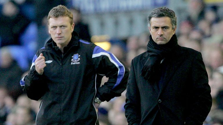 David Moyes: Faces a key test against Jose Mourinho¿s Chelsea on August 24