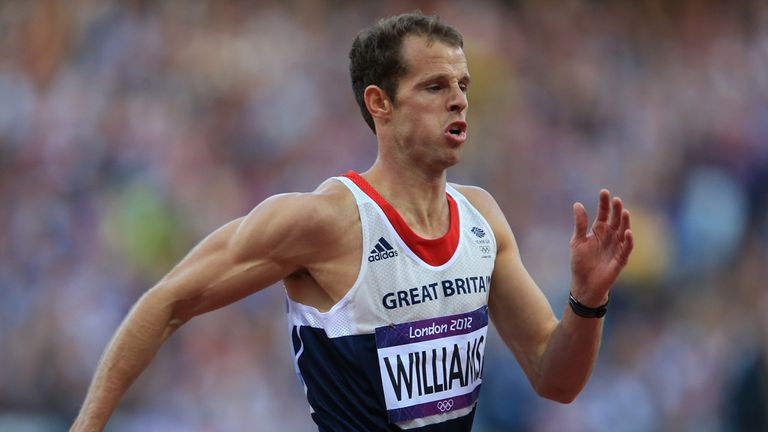 Rhys Williams: Charged with doping offence