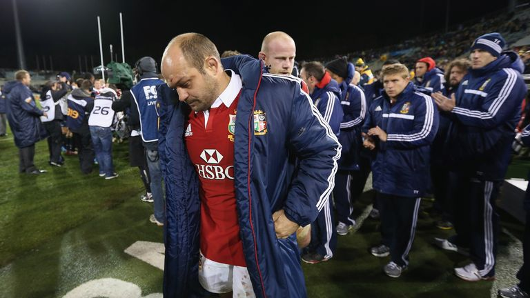 Rory Best: Had a game to forget