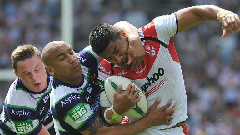 Willie Manu: Replaces Brett Delaney in the Exiles squad