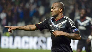 Jimmy Briand: Waiting to discover what Lyon have planned for him