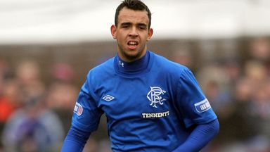 Darren Cole: Signed new Ibrox deal