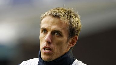 Phil Neville: Wants to see young stars playing more 'quality football'