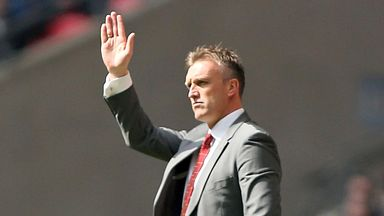 Steve Davis: Delighted for Crewe