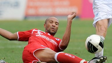 Thierry Audel: Signs for Notts County