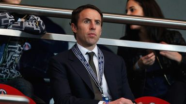 Gareth Southgate: Appointed head coach of England U21 team on three-year deal