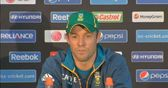 De Villiers: Steyn close