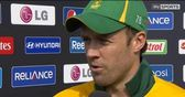 De Villiers - We just weren't good enough