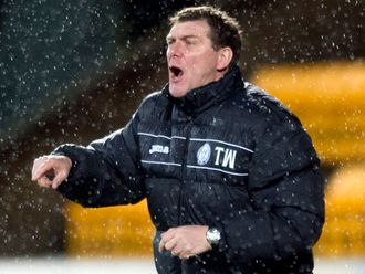Tommy Wright: Hearts fixture first for new St Johnstone manager