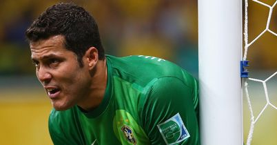 Julio Cesar: Out of the picture at QPR