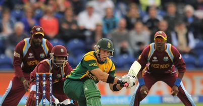 Tie sends South Africa through