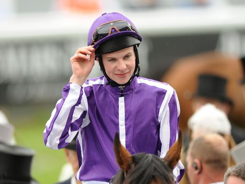 Joseph O'Brien: First four-timer