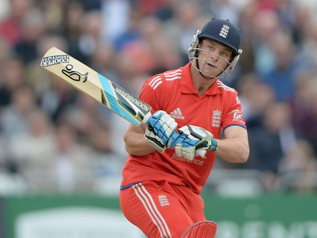 Buttler: 68 not out
