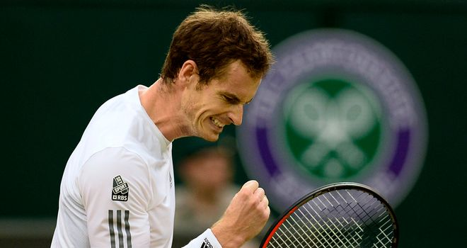 Andy Murray: one match at a time