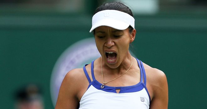 Anne Keothavong: Retired from tennis