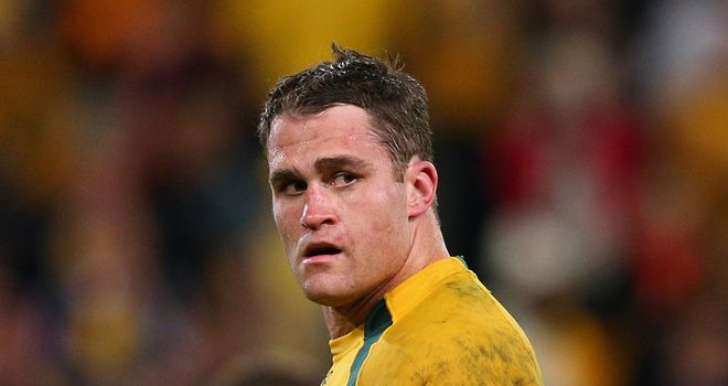 James Horwill: At centre of controversy over alleged stamping