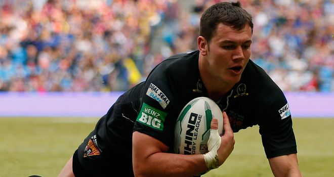 Brett Ferres: Has earned a recall to the England squad