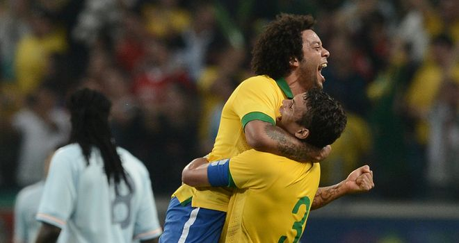 Brazil: Will face Mexico on Wednesday
