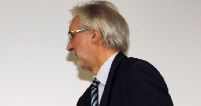 Brian Cookson: Aims to restore good relations with WADA if voted in