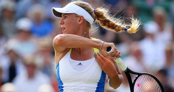 Caroline Wozniacki: Dane required more than two hours to end challenge of Bojana Jovanovski