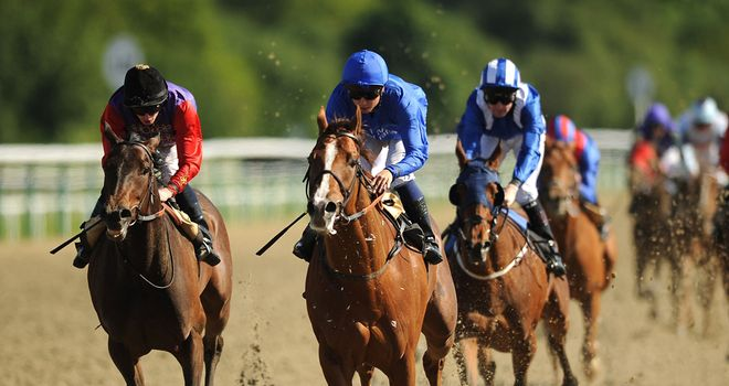 Air Of Glory struck for Saeed bin Suroor at Lingfield