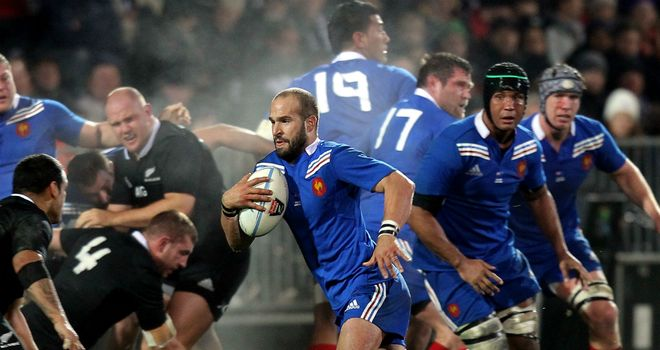 Freddie Michalak: Out of third Test with New Zealand