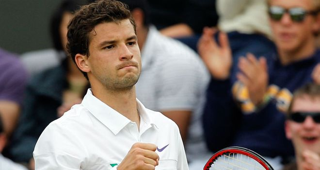 Grigor Dimitrov: Is beginning to live up to the hype this year