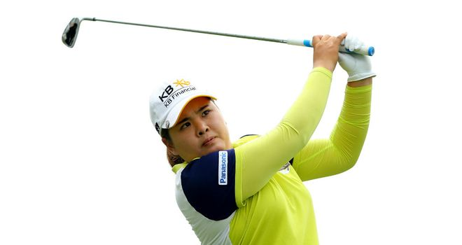 Inbee Park: Finished with a five-under 67