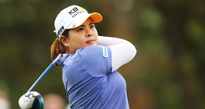 Inbee Park: Has now won three majors in a row