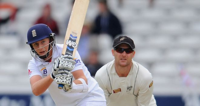 Rising star: Joe Root has handled everything so far in his international career