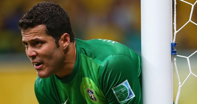 Julio Cesar: Ready for Uruguay