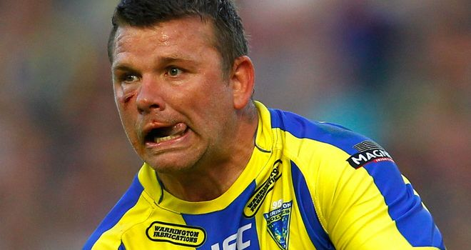 Lee Briers: Last minute drop-goal wins it