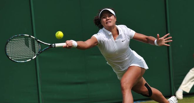 Li Na: Needed three sets to defeat Simona Halep in second round
