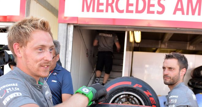 Both Mercedes and Pirelli are to appear before a FIA tribunal