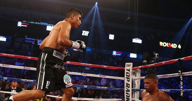 Mikey Garcia: Still unbeaten