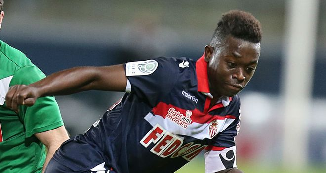 Nampalys Mendy: Has snubbed the offer of a new contract at Monaco
