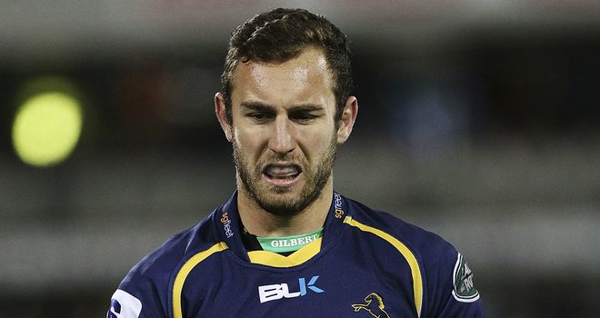 Nic White: Makes his first start for Australia against Argentina on Saturday