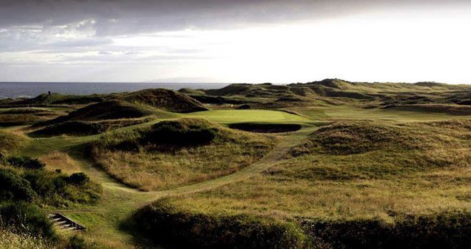 Favourite Hole: The 8th (Postage Stamp), Royal Troon
