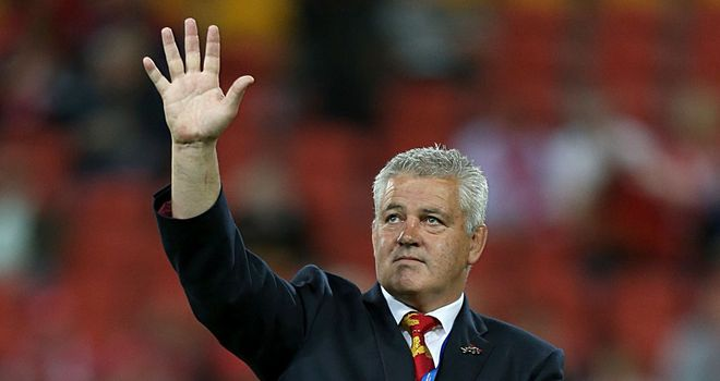 Warren Gatland: Pleased with Lions' performance against the Reds