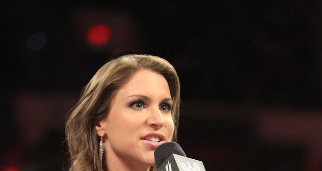 Stephanie McMahon consumed a dodgy cup of coffee on Raw
