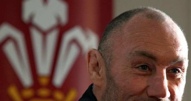 Robin McBryde: Put his faith in the Welsh boys