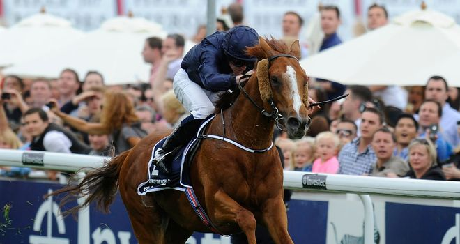 Ruler Of The World: Winner of the Derby at Epsom under Ryan Moore
