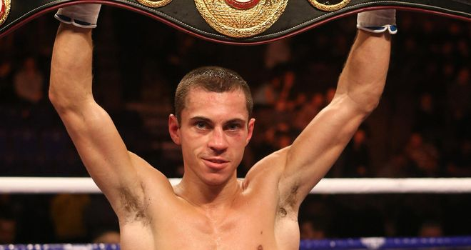 Scott Quigg: Returned to the ring in June with a third-round stoppage of William Prado