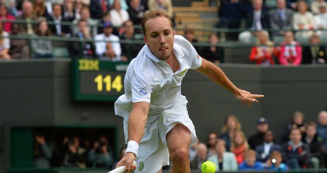 Steve Darcis: Injured shoulder during epic win over Rafael Nadal