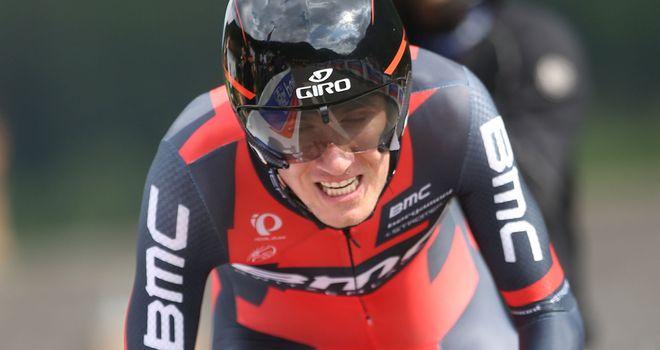 Tejay Van Garderen: On course for victory in Colorado