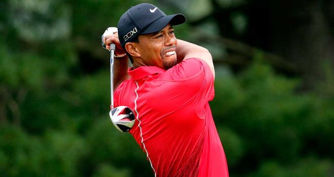 Tiger Woods: Will not play competitive golf until Muirfield