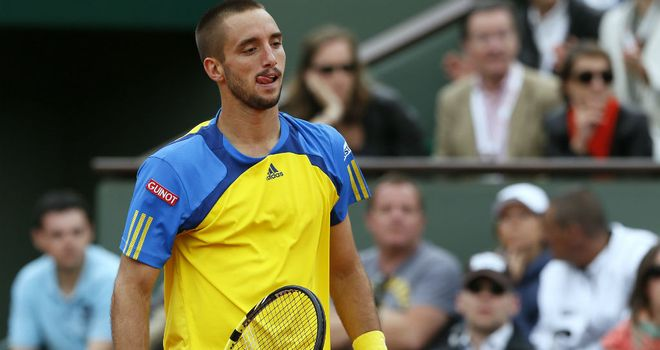 Victor Troicki: Claimed he was too ill to provide blood sample